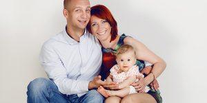 Sesja narzeczeńska z dzieckiem – Częstochowa