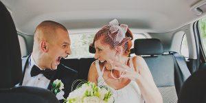Piękny ślub i chrzciny w Częstochowie – reportaż ślubny Patki & Perego