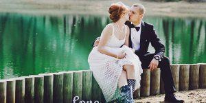 Retro plener ślubny w Częstochowie – Patka & Pery