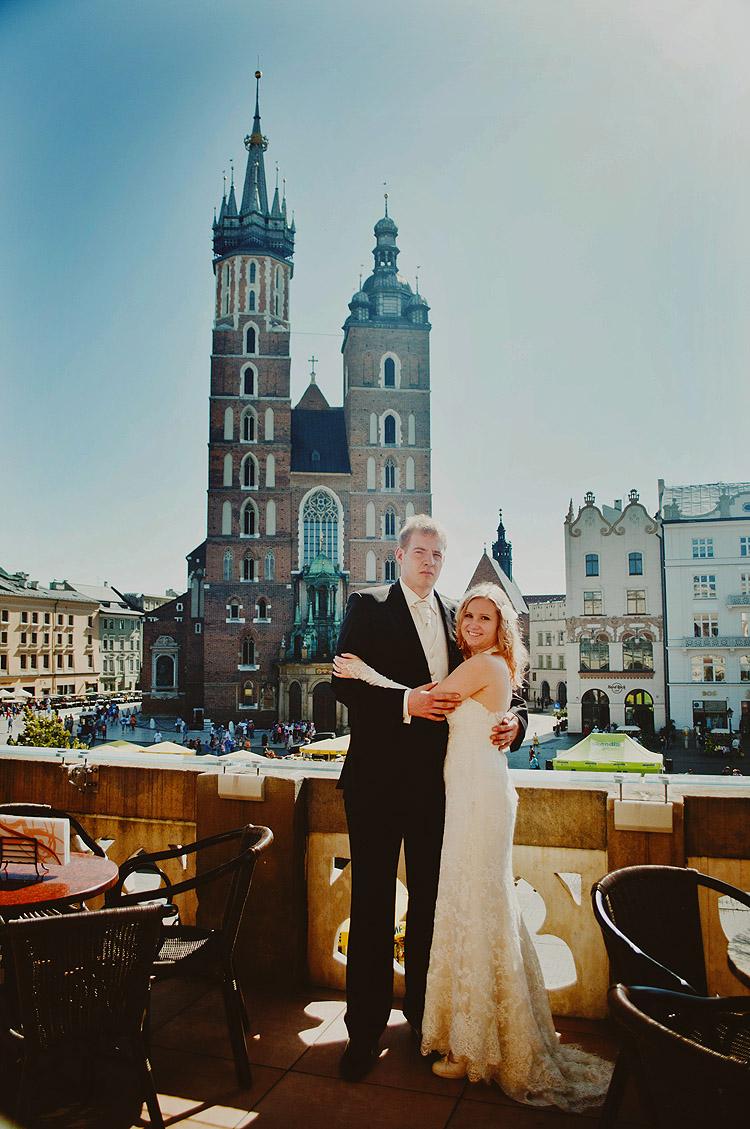 plener slubny fotograf rynek krakow czestochowa  21