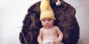 Fotograf Dziecięcy Częstochowa – Marysia 3 miesiące