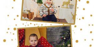 Mini sesje świąteczne – fotografie najlepszym prezentem pod choinkę!