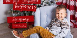 Mini sesje świąteczne 2019