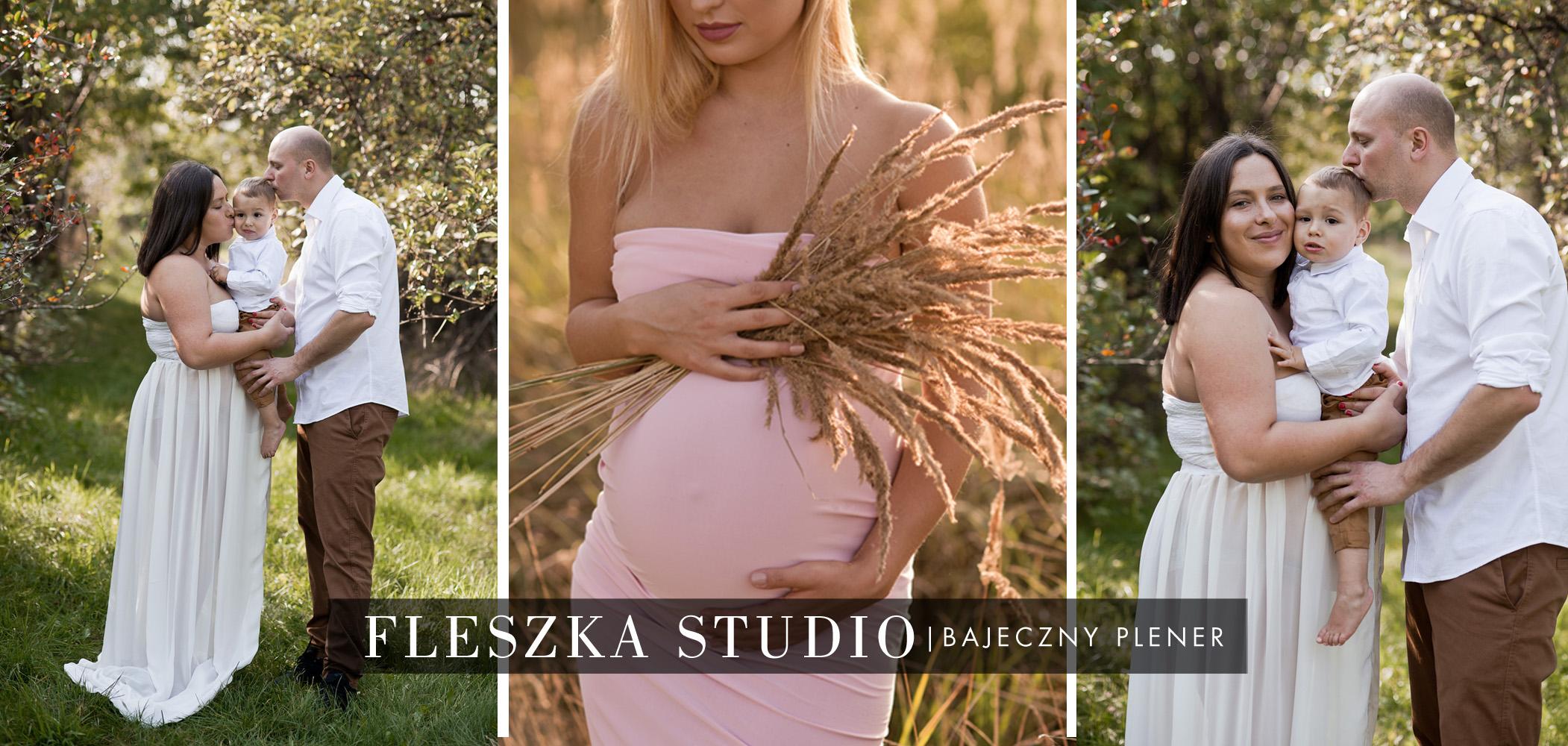 sesja ciążowa częstochowa, fotografia brzuszkowa, przyszła mama, sesja ciążowa w plenerze, romantyczny portret, sesje zdjęciowe Częstochowa, studio fotograficzne
